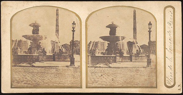 [Group of 17 Early Calotype Stereograph Views], Unknown, Albumen silver prints