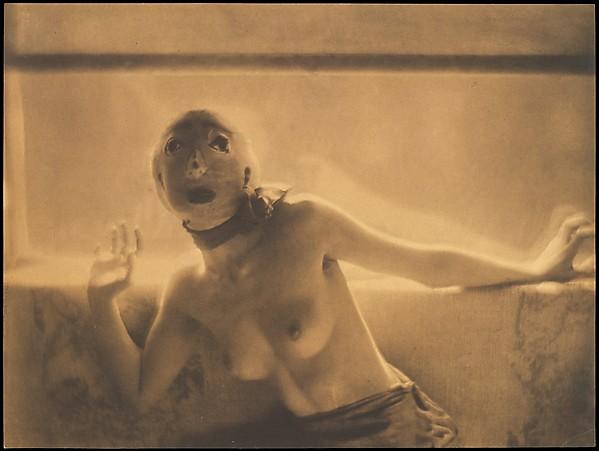[Dance Study], Adolf de Meyer (American (born France), Paris 1868–1946 Los Angeles, California), Platinum print
