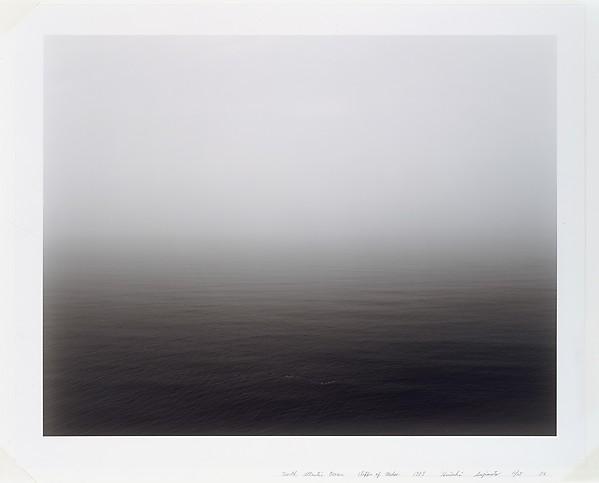 North Atlantic Ocean, Cliffs of Moher, Hiroshi Sugimoto (Japanese, born Tokyo, 1948), Gelatin silver print
