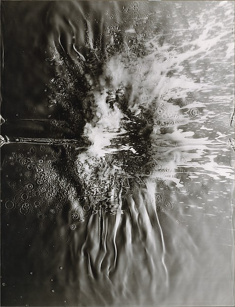 Now!, Adam Fuss (British, born 1961), Gelatin silver print