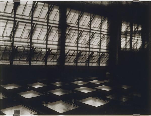 Lumière, Jean-Marc Bustamante (French, born 1952), Silkscreen on acrylic resin