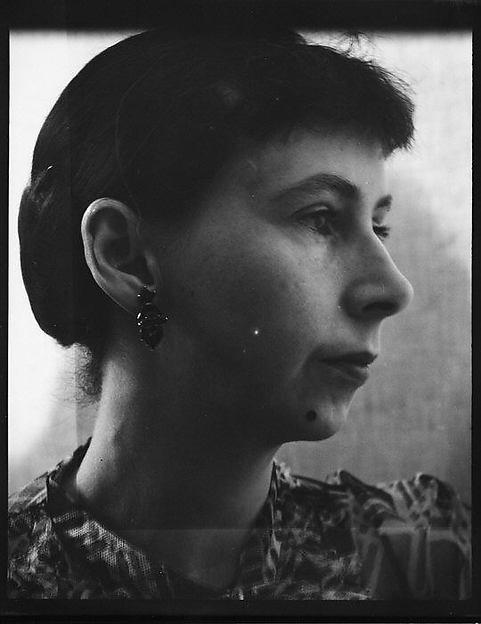 [Peggy Bacon], Walker Evans (American, St. Louis, Missouri 1903–1975 New Haven, Connecticut), Film negative