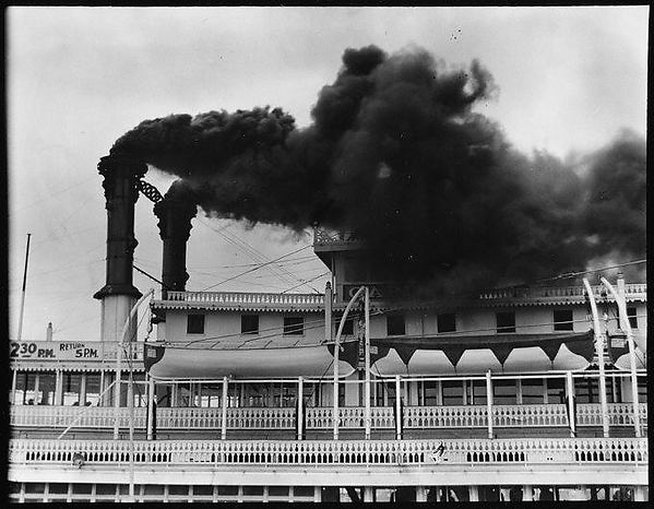 [Steamboat Capitol, New Orleans, Louisiana], Walker Evans (American, St. Louis, Missouri 1903–1975 New Haven, Connecticut), Film negative