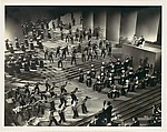 """""""Lullaby of Broadway"""" from """"Gold Diggers of 1935"""", Unknown (American), Gelatin silver print"""