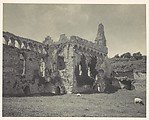 Palace of the Bishops of St. David's, St. David's, Wales, Unknown (British), Gelatin silver print
