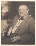 Tom Johnson of Cleveland, Elizabeth Buehrmann (American, born 1886), Platinum print