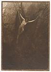 The Spider's Web, Anne W. Brigman (American, Honolulu, Hawaii 1869–1950 Eagle Rock, California), Gelatin silver print