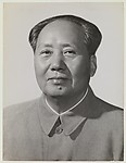 Chairman Mao, Unknown (Chinese), Gelatin silver print