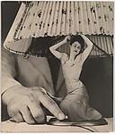 """Sueño No. 1: """"Articulos eléctricos para el hogar"""", Grete Stern (Argentinian, born Germany, 1904–1999), Gelatin silver print"""
