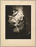 Oeuvres Poétiques, Maurice Tabard (French, Lyons 1897–1984 Nice), Gelatin silver print