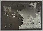 Proposal for a Monument at Antarctica, Robert Smithson (American, Passaic, New Jersey 1938–1973 Amarillo, Texas), Photostat