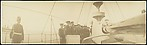 [Seamen on Deck of Naval Vessel During Tsar's Visit to the united States], Unknown (American), Gelatin silver print