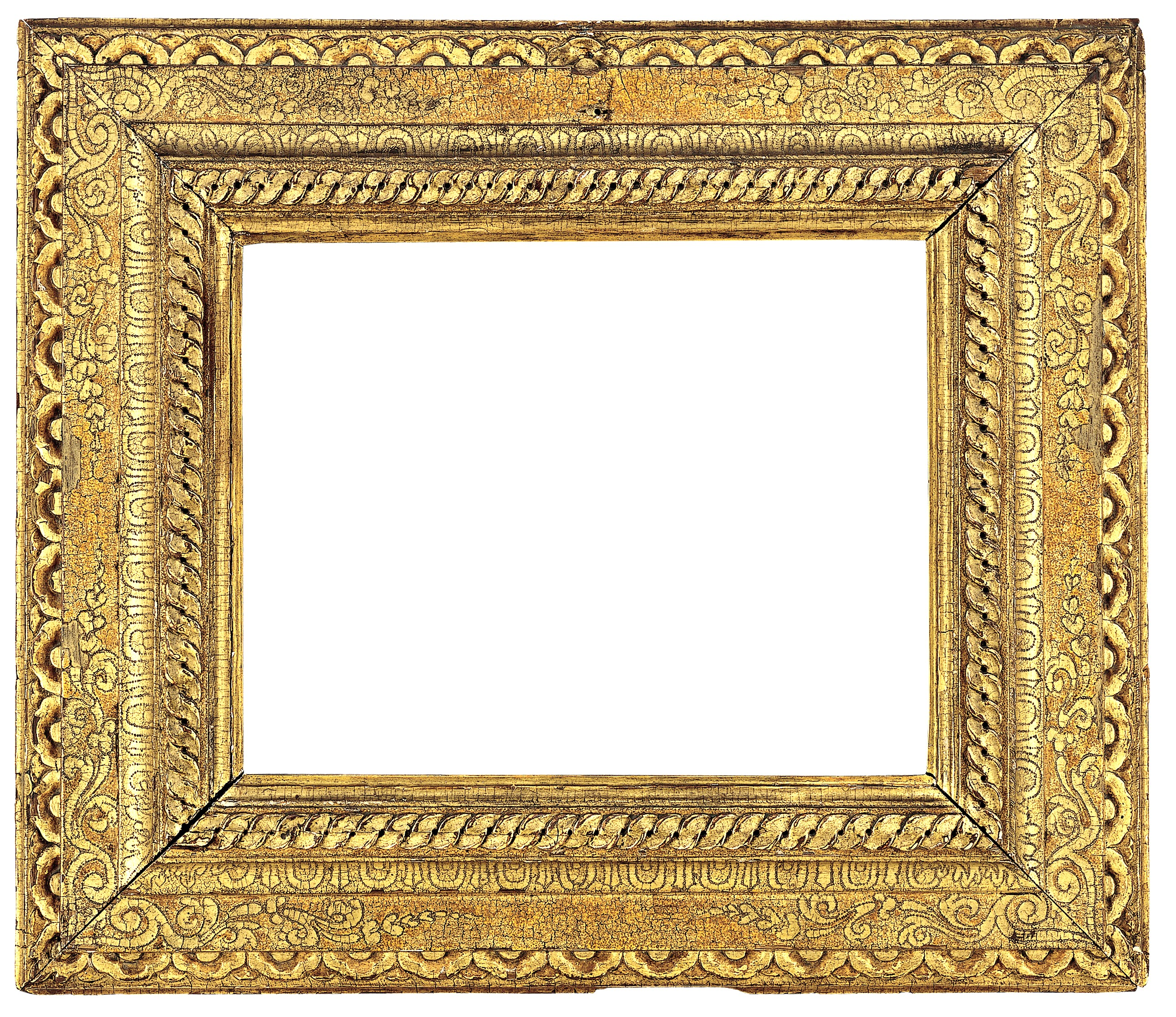 Reverse cassetta frame | Southern French | The Met