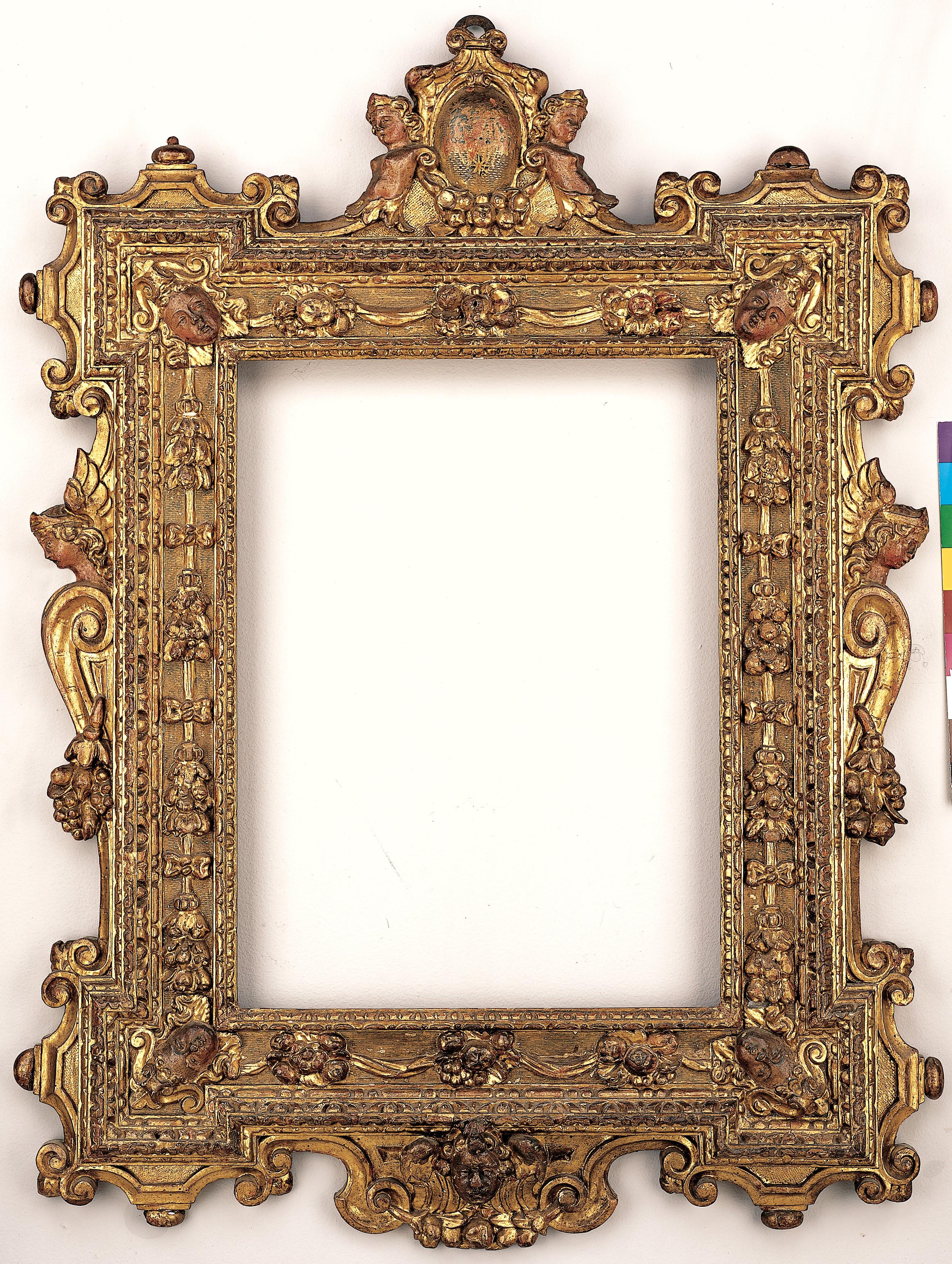 Cassetta frame Spanish The Met Frames t Spanish
