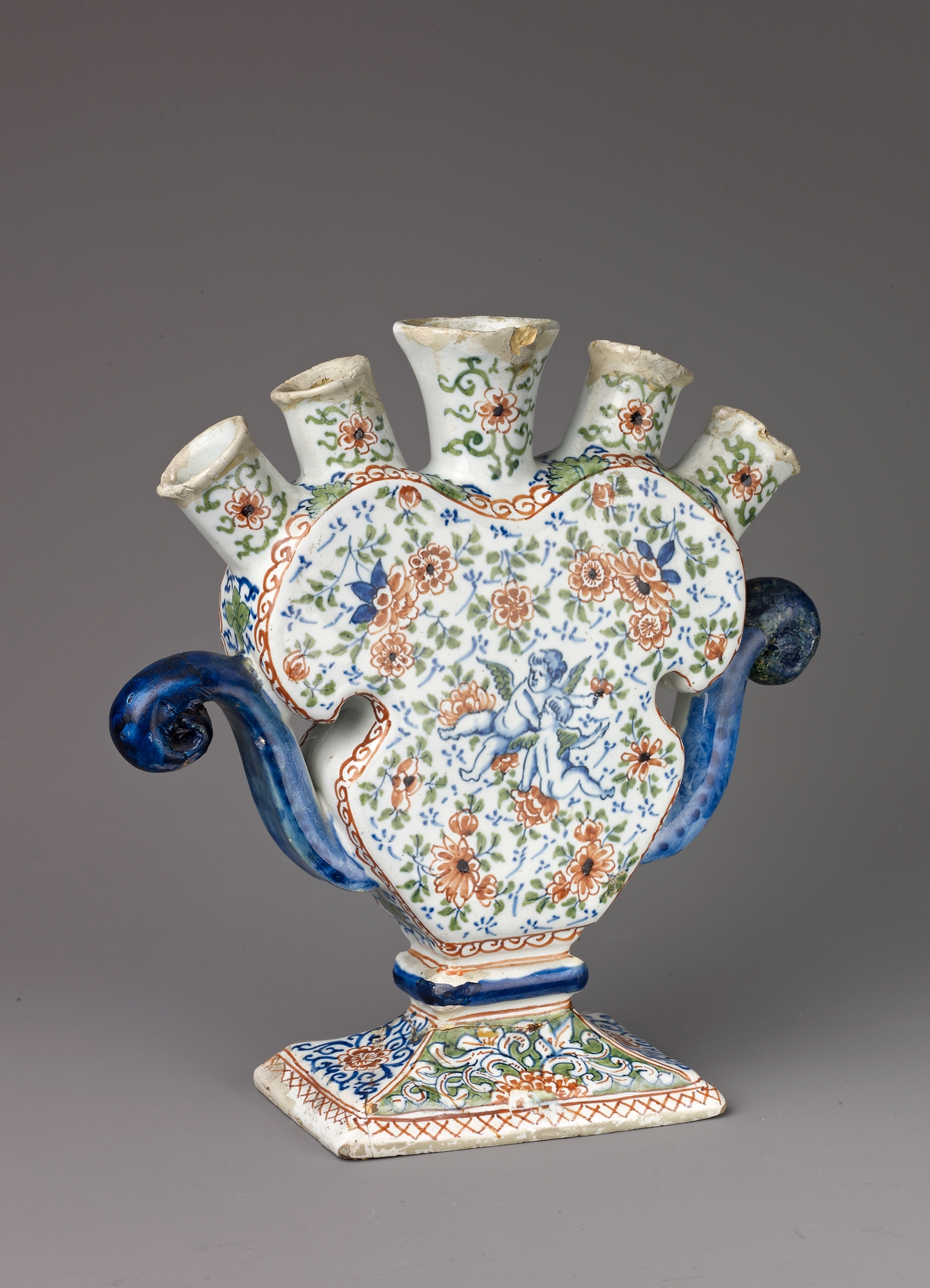 Tulip vase dutch delft the met share by email reviewsmspy