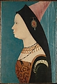 Mary of Burgundy, Master H.A. or A.H. (Austrian, Tirol (?), active late 1520s), Oil on fir panel