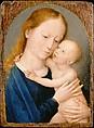 Virgin and Child, Workshop of Gerard David (Netherlandish, Oudewater ca. 1455–1523 Bruges), Oil on oak panel, Netherlandish